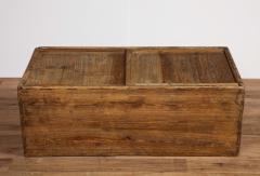 Antique Elm Storage Box - 1459711