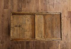 Antique Elm Storage Box - 1459719