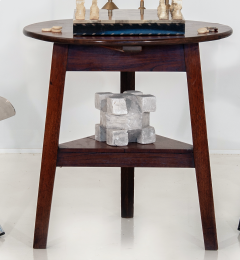 Antique English Cricket or Pub Table - 1753144