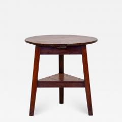 Antique English Cricket or Pub Table - 1754725