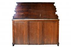 Antique Etagere Cabinet Server 19th Century Mahogany Continental - 1236156
