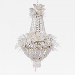 Antique French Crystal Chandelier - 149578