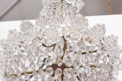 Antique French Crystal Chandelier - 96742