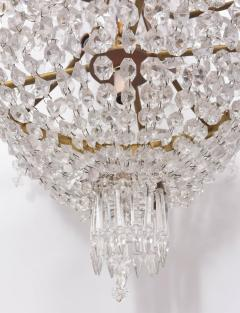 Antique French Crystal Chandelier - 96743