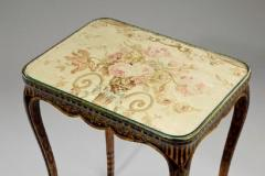 Antique French side table - 806893