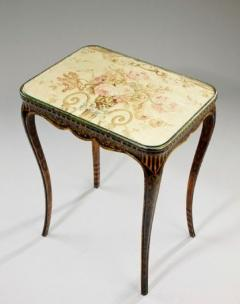 Antique French side table - 806894