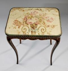 Antique French side table - 806895