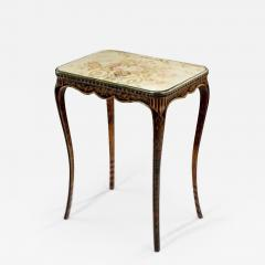 Antique French side table - 900252