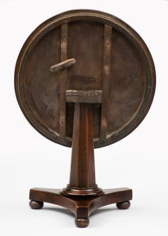 Antique Georgian Miniature Tilt Top Table Circa 1820 - 1692010