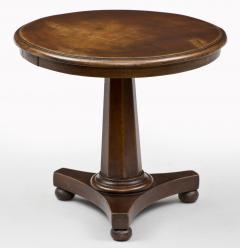Antique Georgian Miniature Tilt Top Table Circa 1820 - 1692011
