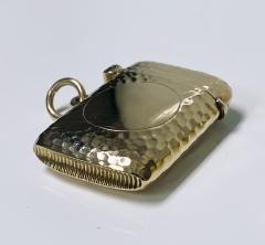Antique Gold Vesta Case Chester 1905 - 1718437