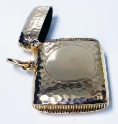 Antique Gold Vesta Case Chester 1905 - 1718440