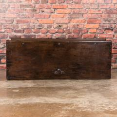 Antique Hand Carved German Baroque Trunk - 982142