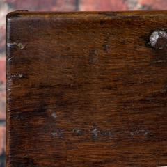 Antique Hand Carved German Baroque Trunk - 982143