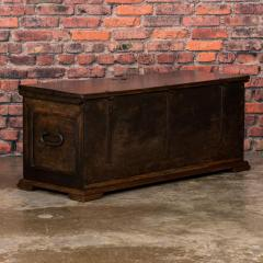 Antique Hand Carved German Baroque Trunk - 982148