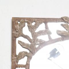 Antique Hand carved Wood Frame and Mirror Tommy Bahama - 1192446