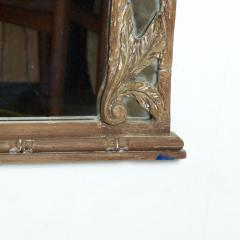 Antique Hand carved Wood Frame and Mirror Tommy Bahama - 1192450