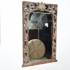 Antique Hand carved Wood Frame and Mirror Tommy Bahama - 1192453
