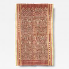 Antique Ikat Pua from Borneo Indonesia - 82696