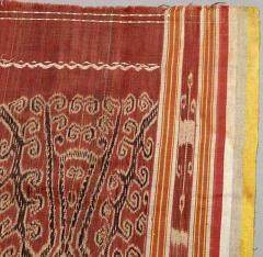 Antique Ikat Pua from Borneo Indonesia - 82697