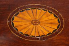 Antique Irish Oval Tray Circa 1780 - 261592