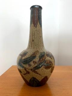 Antique Japanese Ceramic Mingei Vase - 1119080