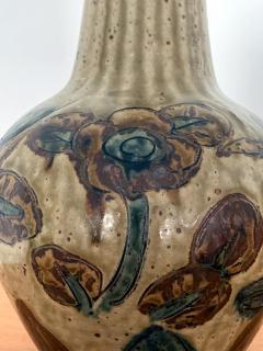 Antique Japanese Ceramic Mingei Vase - 1119092