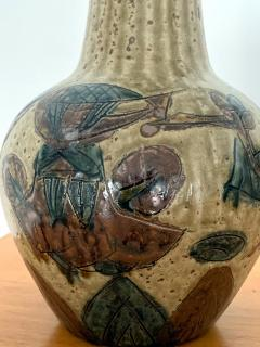 Antique Japanese Ceramic Mingei Vase - 1119095