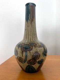 Antique Japanese Ceramic Mingei Vase - 1119097
