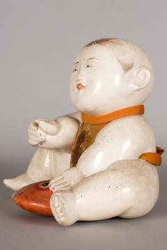 Antique Japanese Gosho Ningyo - 1428251
