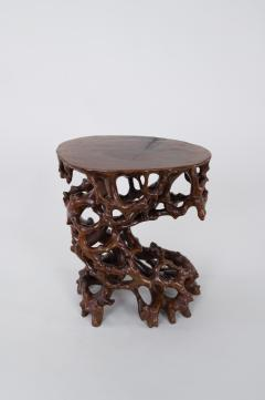 Antique Japanese Root Stand - 1824955
