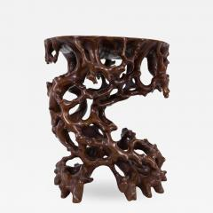 Antique Japanese Root Stand - 1825750