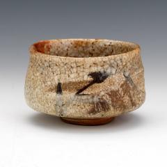 Antique Japanese Shino Ware Chawan Tea Bowl - 1381192