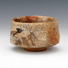 Antique Japanese Shino Ware Chawan Tea Bowl - 1381194