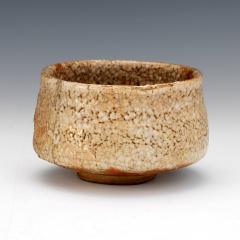 Antique Japanese Shino Ware Chawan Tea Bowl - 1381197