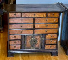 Antique Japanese Tansu Cabinets a Pair - 1999877
