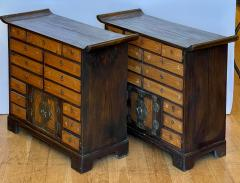 Antique Japanese Tansu Cabinets a Pair - 1999893