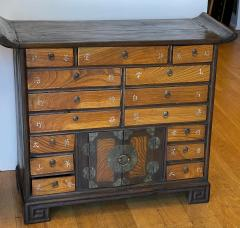 Antique Japanese Tansu Cabinets a Pair - 1999902