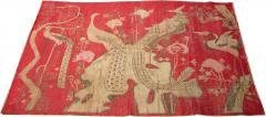Antique Khotan Samarkand 88 x 58 - 1193114