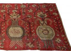 Antique Khotan Samarkand Rug - 1192917