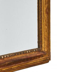 Antique Louis Philippe Period Mirror - 606276