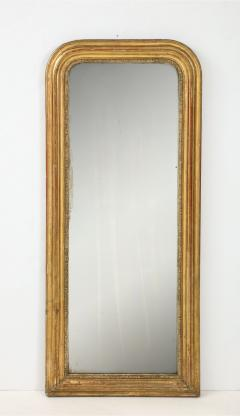 Antique Louis Philippe Style Pier Mirror - 1552001