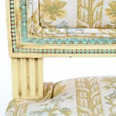 Antique Louis XVI Pair of Side Chairs 19th C France - 173789