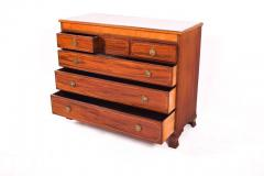 Antique Mahogany D Maria Style Chest of Drawers - 1838931