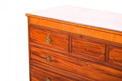 Antique Mahogany D Maria Style Chest of Drawers - 1838936