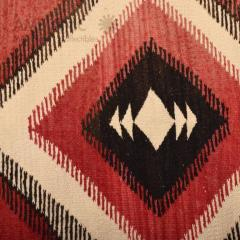 Antique Navajo American Indian Rug - 369939