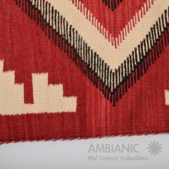 Antique Navajo American Indian Rug - 369942