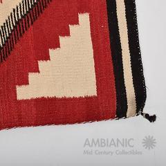 Antique Navajo American Indian Rug - 369944