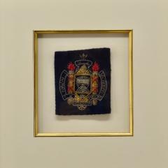 Antique Naval Academy Bullion Patch Annapolis - 1356478