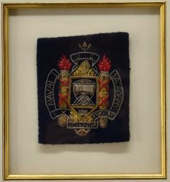 Antique Naval Academy Bullion Patch Annapolis - 1356479